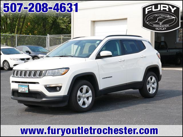 2020 Jeep Compass Latitude 4x4 St. Paul MN