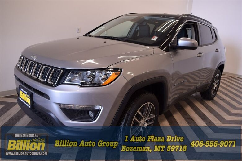2020 Jeep Compass Latitude Bozeman MT