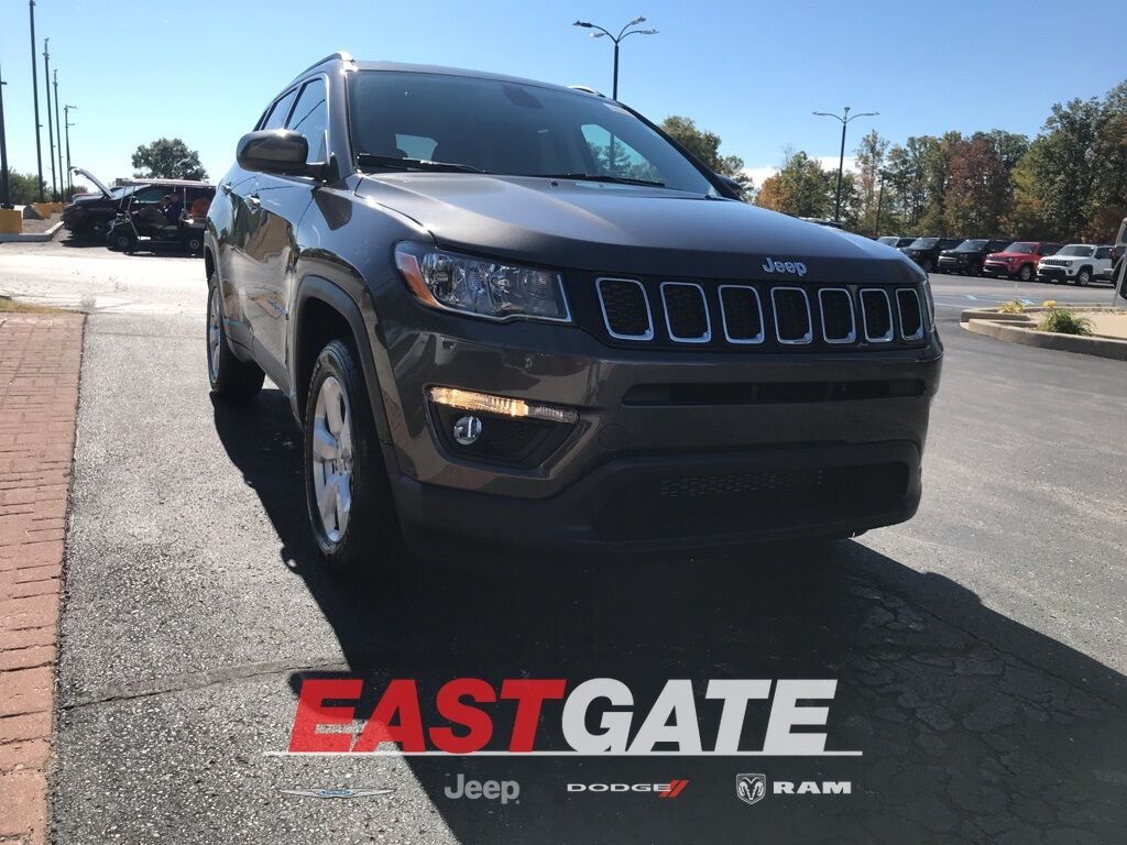 2020 Jeep Compass Latitude Indianapolis IN