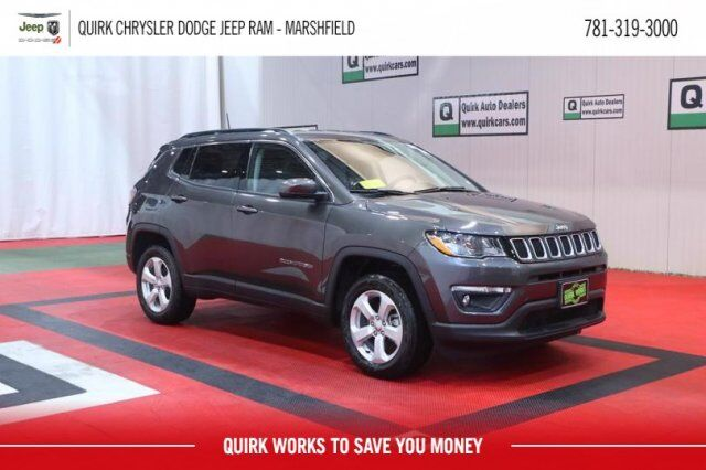 2020 Jeep Compass Latitude Marshfield MA