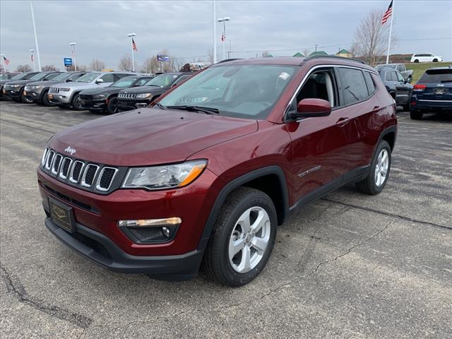 2020 Jeep Compass Latitude Milwaukee and Slinger WI