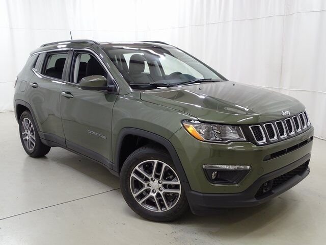 2020 Jeep Compass Latitude Raleigh NC