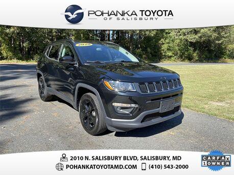 2020_Jeep_Compass_Latitude_ Salisbury MD