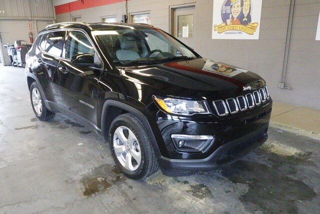 2020 Jeep Compass Latitude Winter Haven FL
