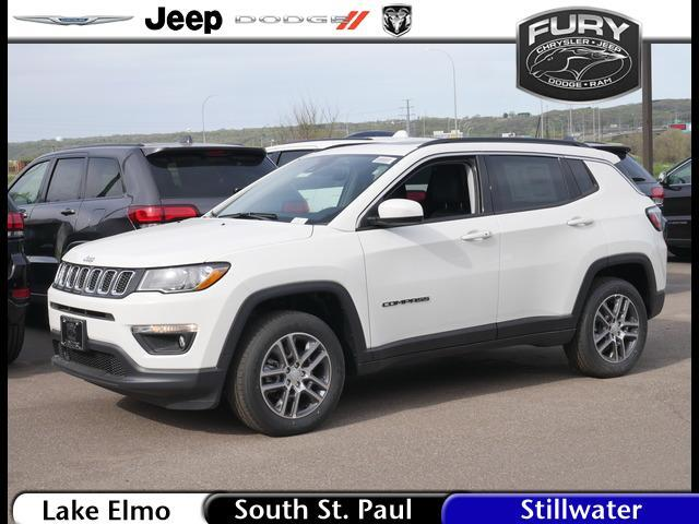 2020 Jeep Compass Latitude w/Sun/Safety Pkg 4x4 Stillwater MN
