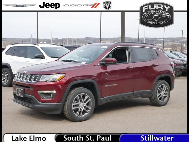 2020 Jeep Compass Latitude w/Sun/Safety Pkg 4x4 St. Paul MN