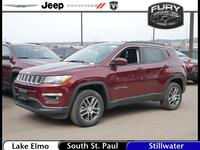 Jeep Compass Latitude w/Sun/Safety Pkg 4x4 2020