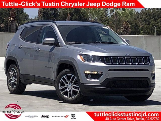 2020 Jeep Compass Latitude w/Sun/Safety Pkg Tustin CA