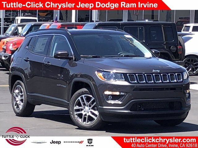 2020 Jeep Compass Latitude w/Sun/Safety Pkg Irvine CA