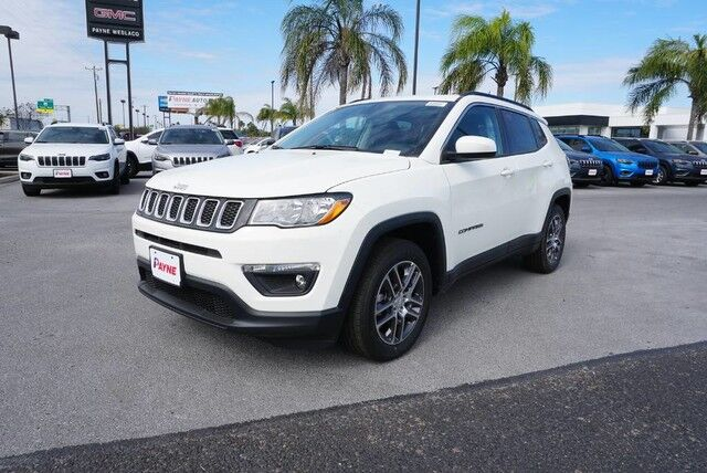 2020 Jeep Compass Latitude w/Sun/Wheel Pkg Weslaco TX