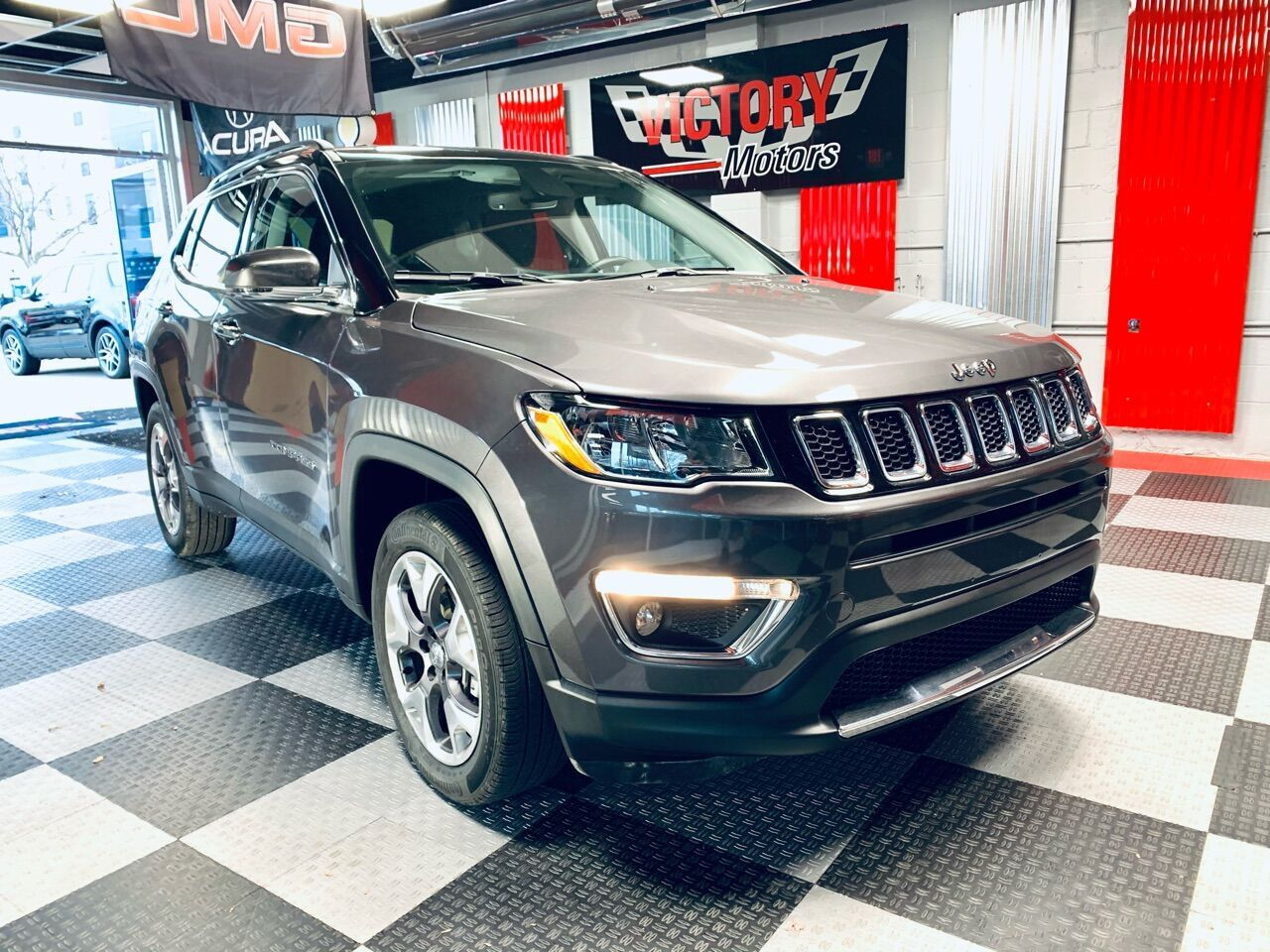 2020 Jeep Compass Limited 4x4 4dr SUV Royal Oak MI