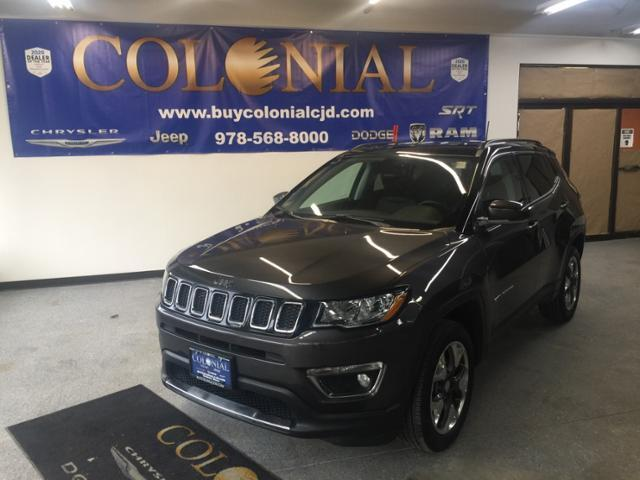 2020 Jeep Compass Limited 4x4 Hudson MA
