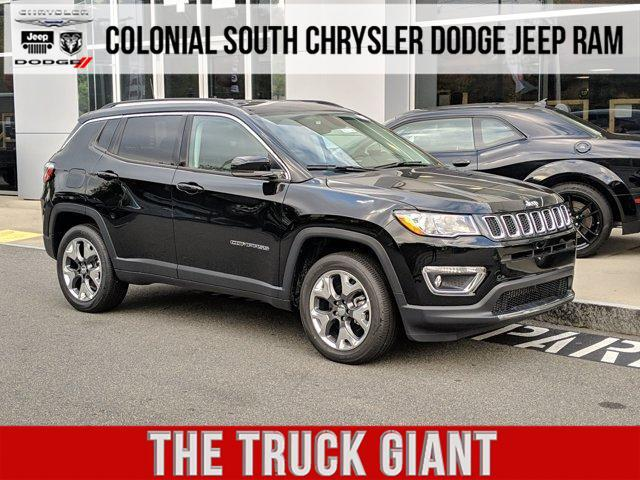 2020 Jeep Compass Limited 4x4 Dartmouth MA