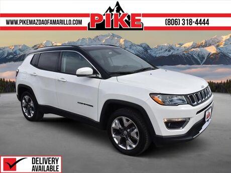 2020 Jeep Compass Limited Amarillo TX