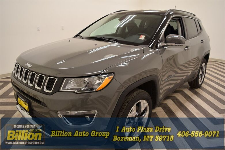 2020 Jeep Compass Limited Bozeman MT