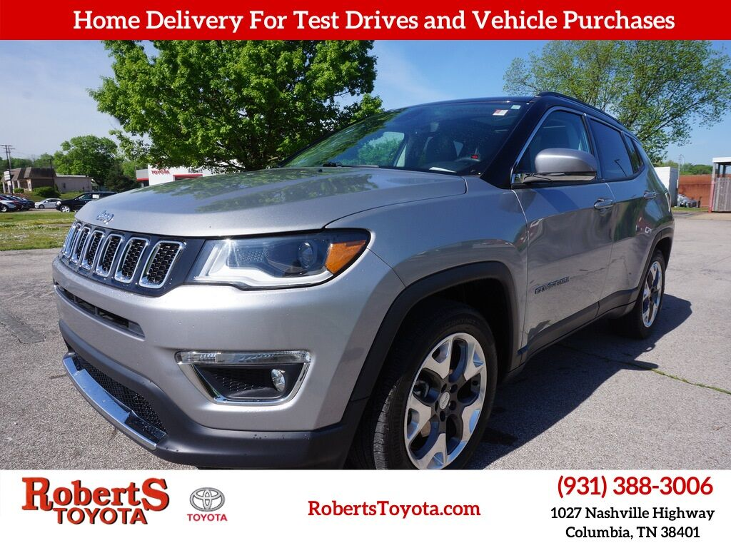 2020 Jeep Compass Limited Columbia TN