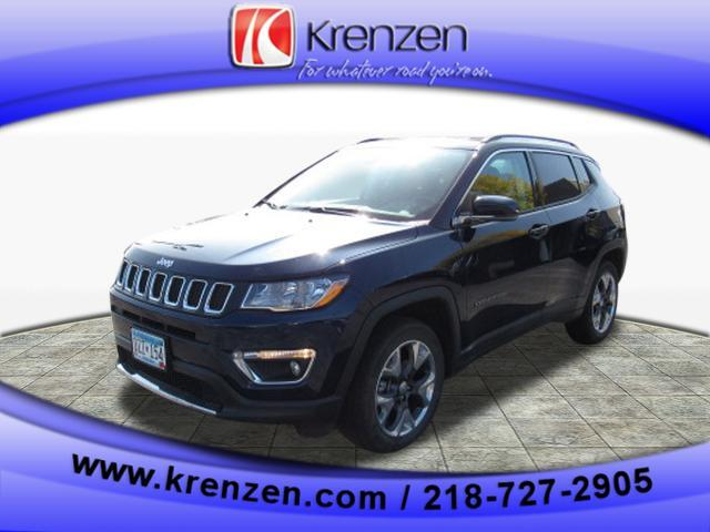 2020 Jeep Compass Limited Duluth MN