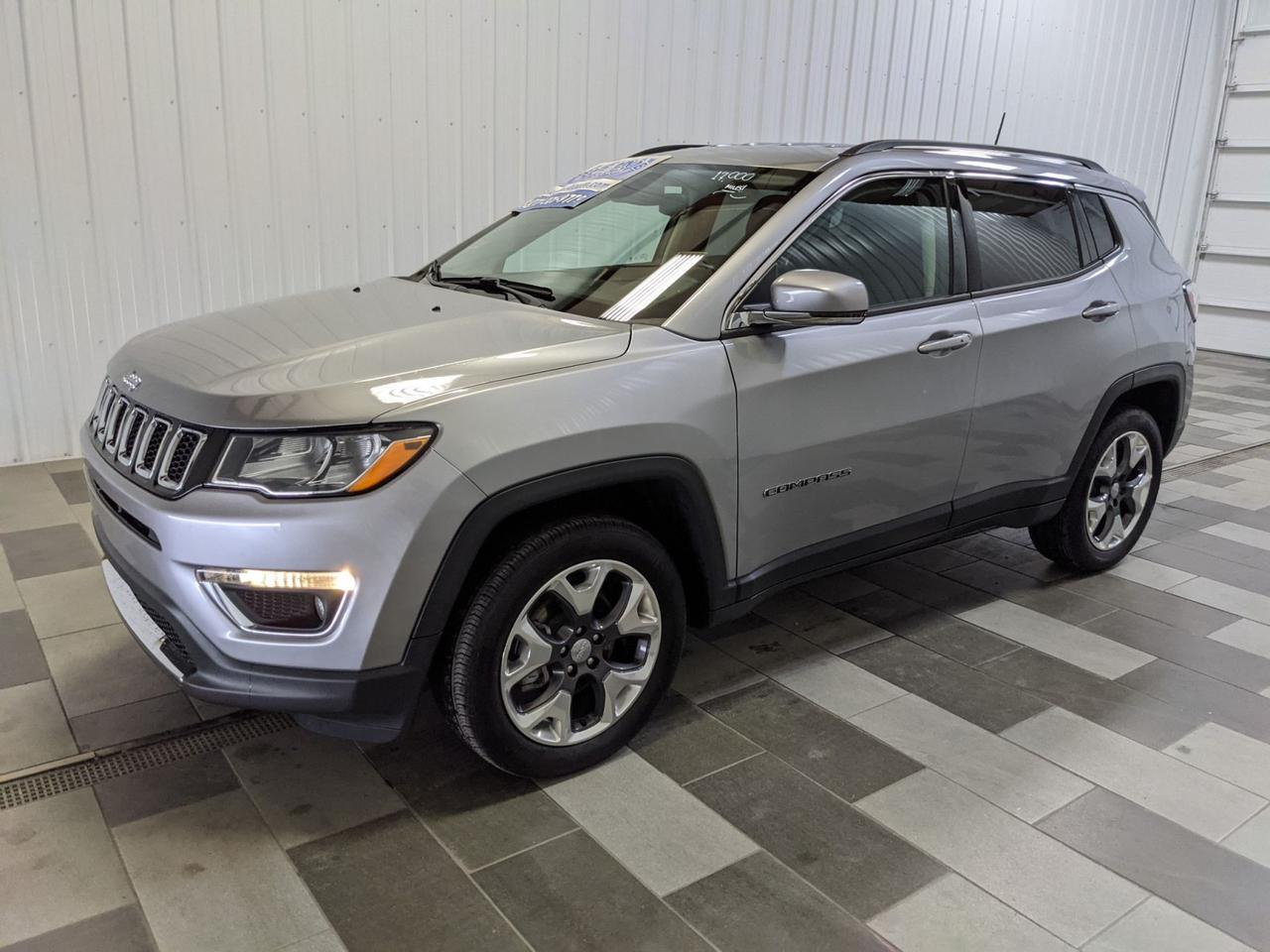 2020 Jeep Compass Limited Duncansville PA