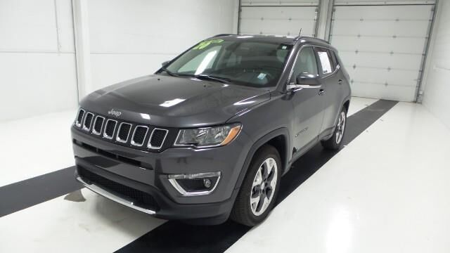 2020 Jeep Compass Limited FWD Topeka KS