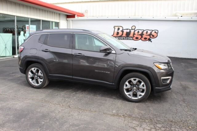 2020 Jeep Compass Limited FWD Fort Scott KS