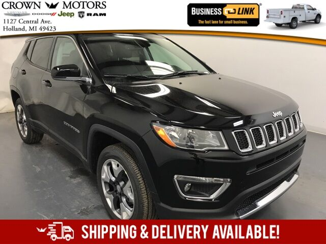 2020 Jeep Compass Limited Holland MI