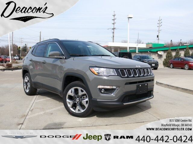2020 Jeep Compass Limited Mayfield Village OH