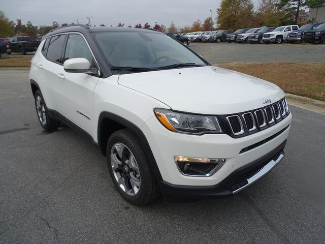 2020 Jeep Compass Limited Raleigh NC
