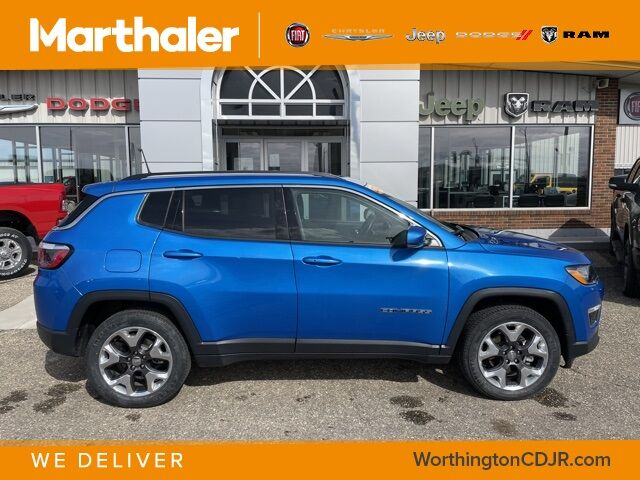 2020 Jeep Compass Limited Worthington MN