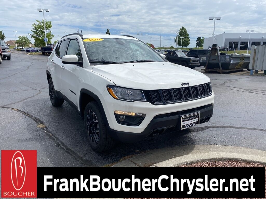 2020 Jeep Compass NORTH EDITION 4X4 Janesville WI