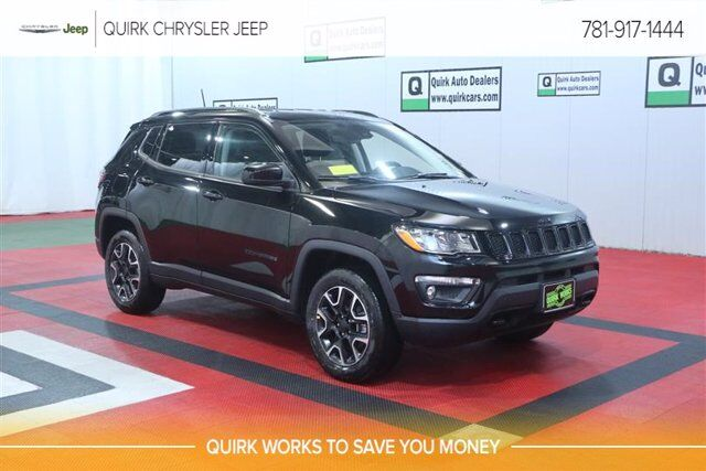 2020 Jeep Compass NORTH EDITION 4X4 Braintree MA