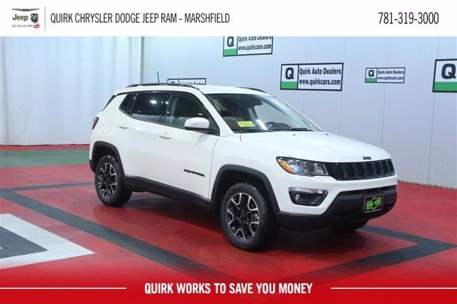 2020 Jeep Compass NORTH EDITION 4X4 Marshfield MA