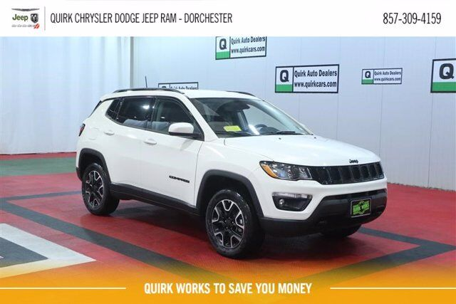 2020 Jeep Compass NORTH EDITION 4X4 Boston MA