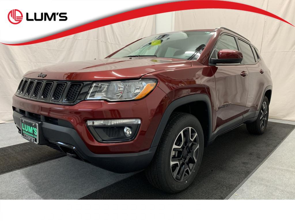 2020 Jeep Compass NORTH EDITION 4X4 Warrenton OR