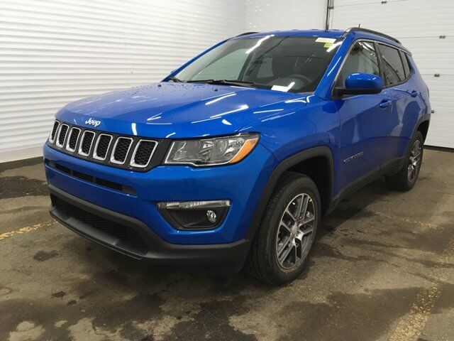 2020 Jeep Compass North AWD | HTD SEATS/WHEEL | NAV | RMT START