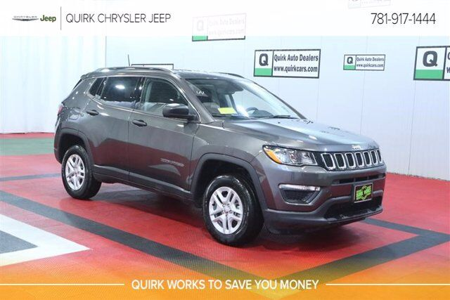 2020 Jeep Compass SPORT 4X4 Braintree MA