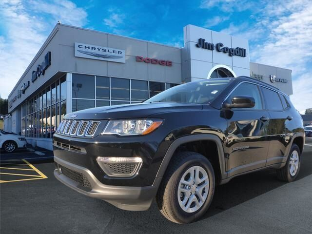 2020 Jeep Compass SPORT 4X4 Knoxville TN