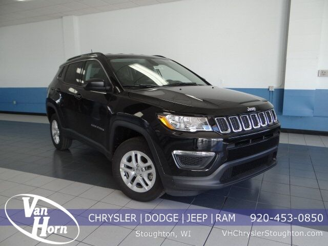 2020 Jeep Compass SPORT 4X4 Stoughton WI