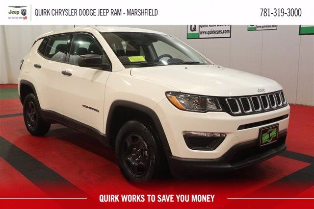2020 Jeep Compass SPORT 4X4 Marshfield MA