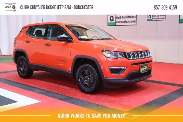 2020 Jeep Compass SPORT 4X4 Boston MA