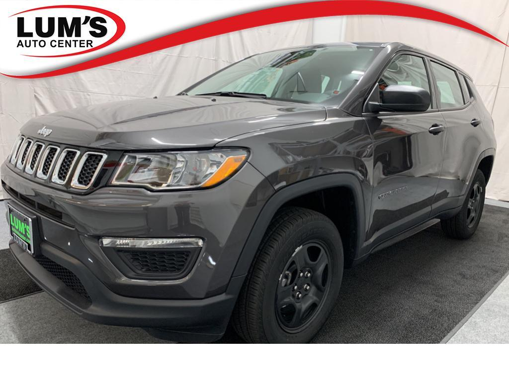 2020 Jeep Compass SPORT 4X4 Warrenton OR