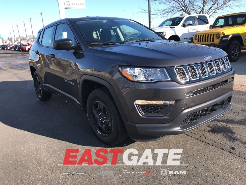 2020 Jeep Compass SPORT FWD Indianapolis IN