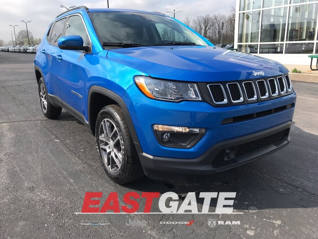 2020 Jeep Compass SUN AND SAFETY 4X4 Indianapolis IN