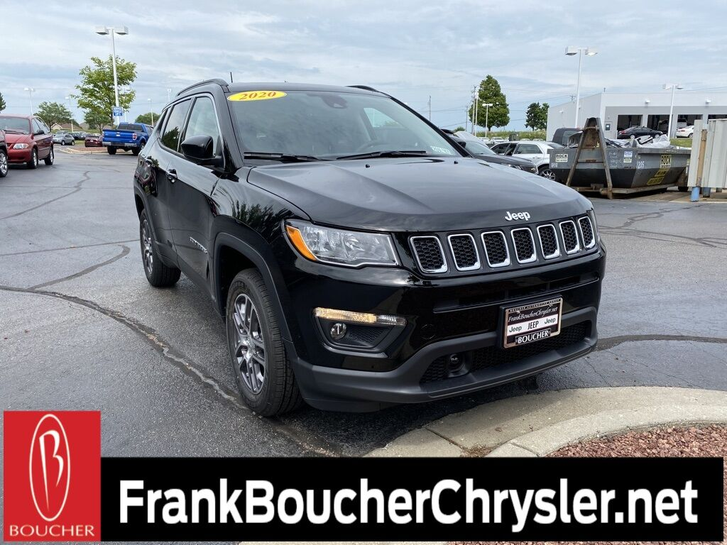 2020 Jeep Compass SUN AND SAFETY 4X4 Janesville WI