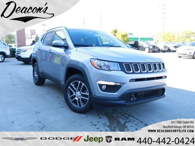 2020 Jeep Compass SUN AND SAFETY 4X4 Mayfield Village OH