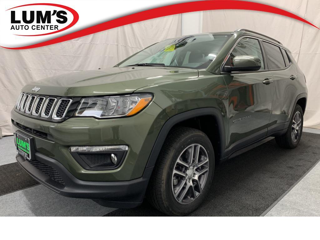 2020 Jeep Compass SUN AND SAFETY 4X4 Warrenton OR