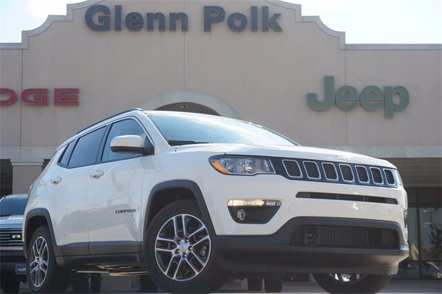 2020 Jeep Compass SUN AND SAFETY FWD