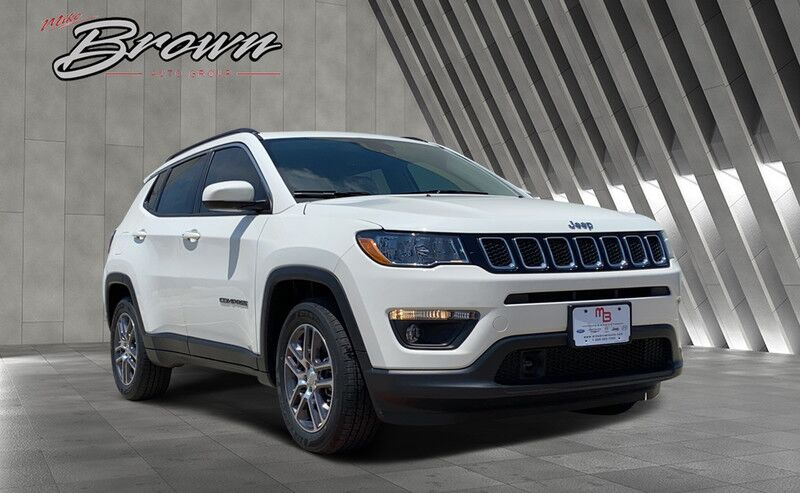2020 Jeep Compass SUN AND SAFETY FWD Granbury TX