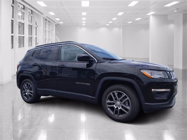 2020 Jeep Compass SUN AND SAFETY FWD Winter Haven FL