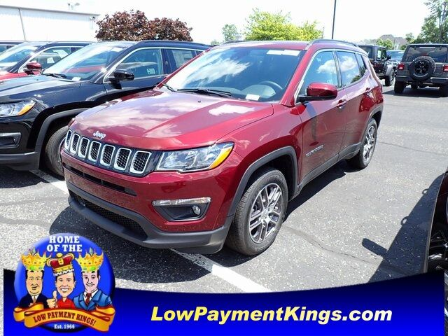2020 Jeep Compass SUN AND SAFETY FWD Monroe MI