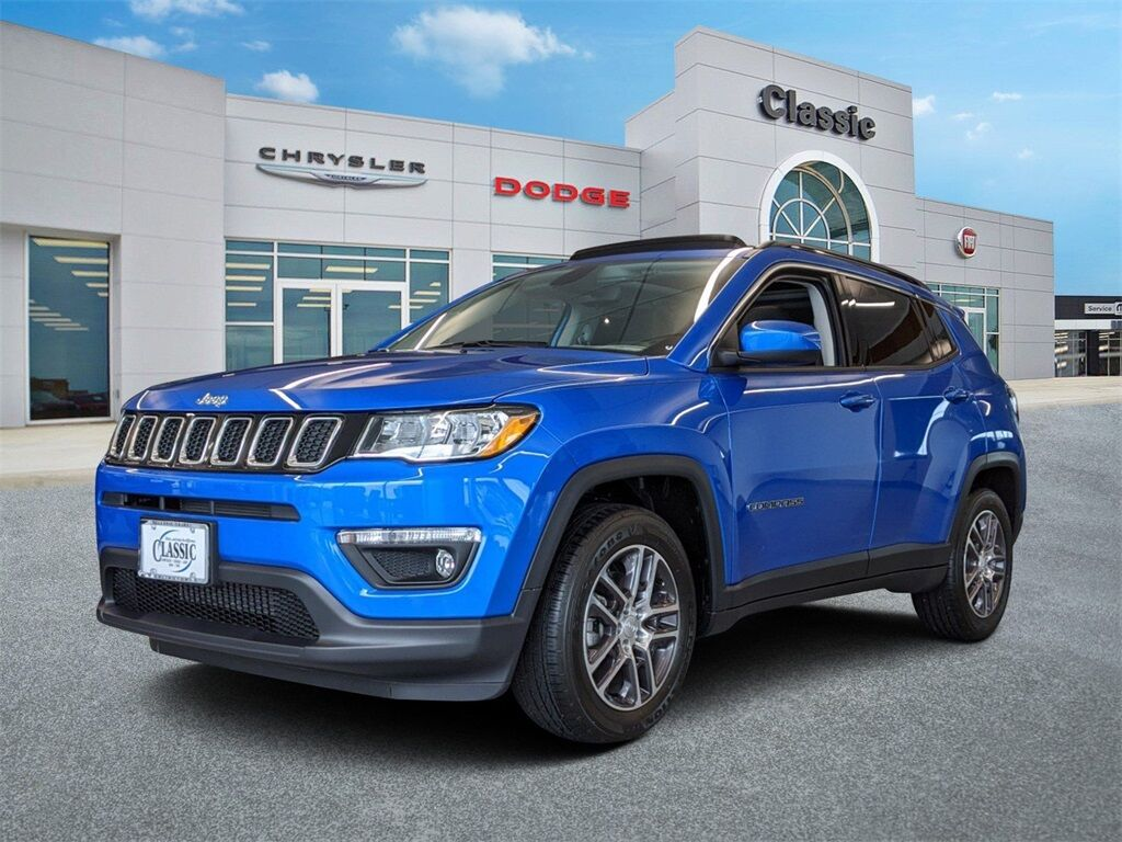 2020 Jeep Compass SUN & WHEEL FWD Arlington TX